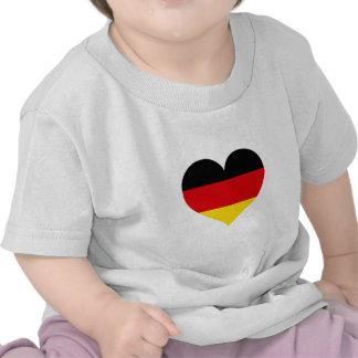 Germany Love Tee Shirt