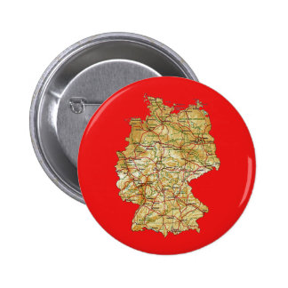 Germany Map Button