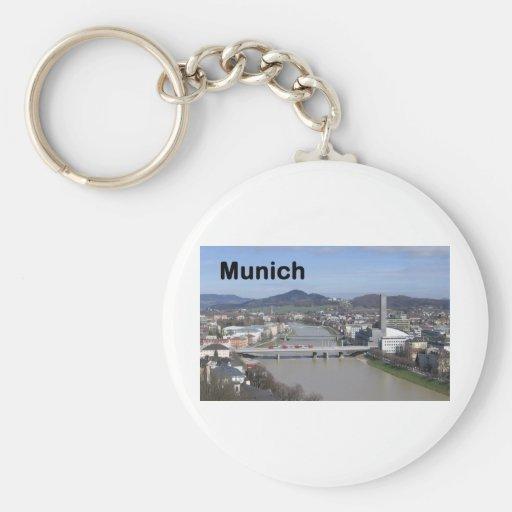 Germany Munich (St.K) Key Chains