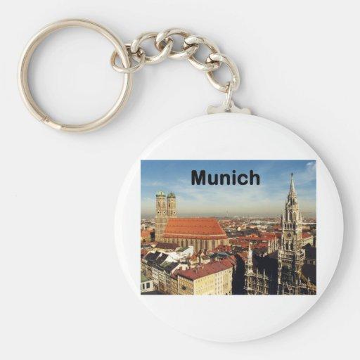 Germany Munich (St.K) Keychains