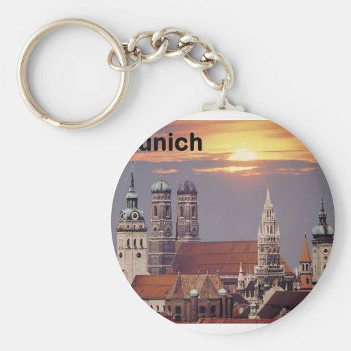 Germany Munich (St.K) Keychain