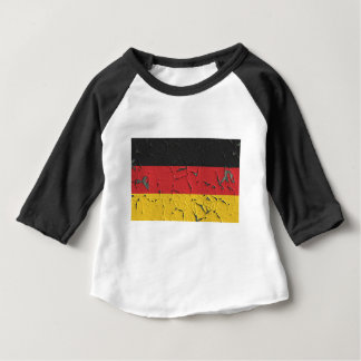 Germany Nation Europe Flag National Patriotism Baby T-Shirt