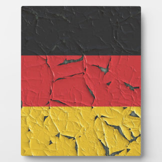 Germany Nation Europe Flag National Patriotism Plaque