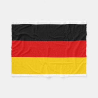 Germany National World Flag Fleece Blanket