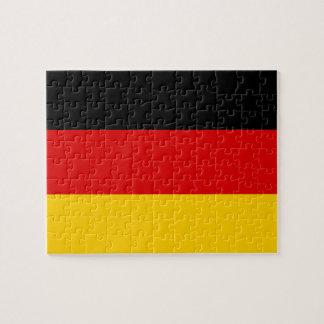 Germany National World Flag Jigsaw Puzzle