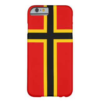 Germany Nordic Cross iPhone Case