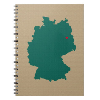 Germany Notebook