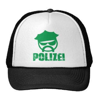 Germany police cap