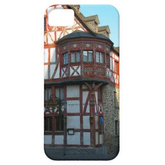 Germany, Rhineland, Rhens, half timbered houses 10 iPhone 5 Covers
