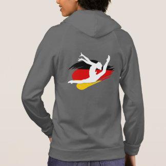 Germany Rhythmic Gymnastics hoodie