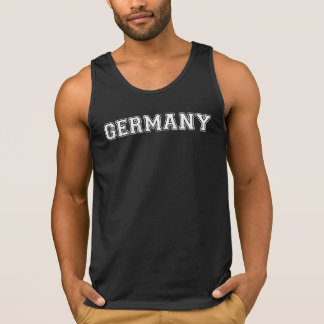 Germany Singlet