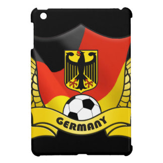 Germany Soccer iPad Mini Case