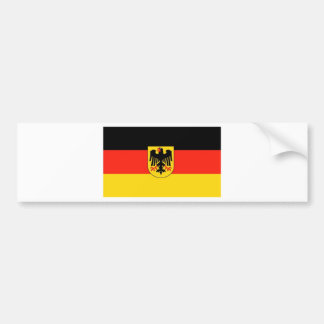 Germany State Flag Products! Bumper Sticker
