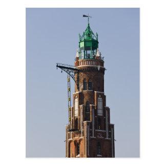 Germany, State of Bremen, Bremerhaven. Harbor Postcard