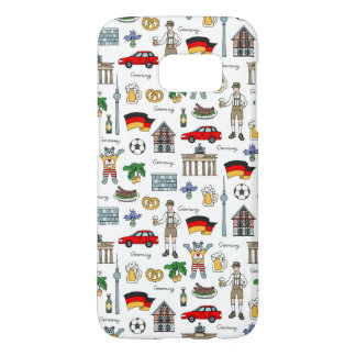 Germany | Symbols Pattern