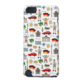 Germany | Symbols Pattern iPod Touch 5G Covers