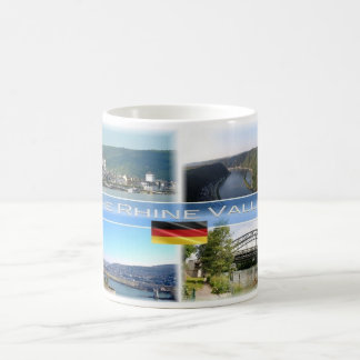 Germany -  The Rhine Valley Coffee Mug