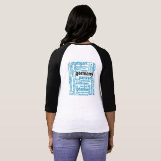 Germany - Women's 3/4 Sleeve T-Shirt