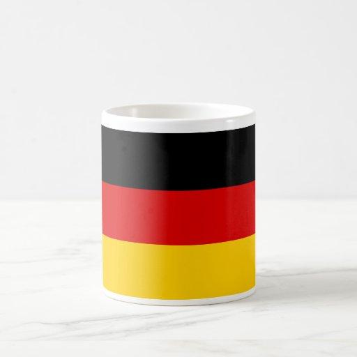 Germany World Flag Coffee Mugs