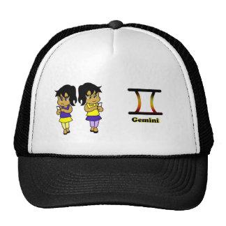 Germini chibi mesh hats