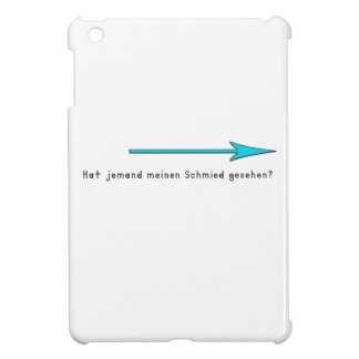 gernan-blacksnith iPad mini cover