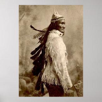 Geronimo 1904 poster