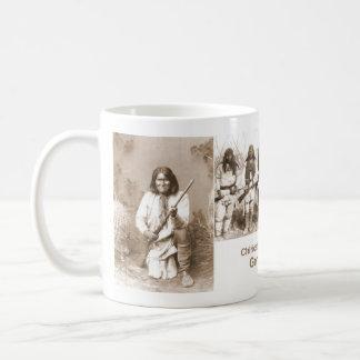 Geronimo mug
