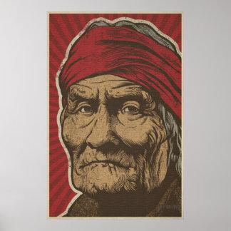 Geronimo Print