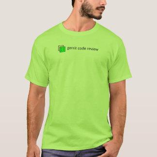 Gerrit Code Review T-Shirt