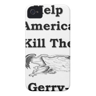 gerry iPhone 4 cover