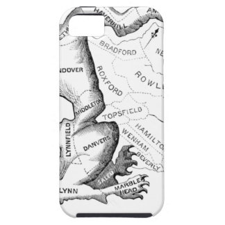 Gerry-Mander iPhone 5 Case