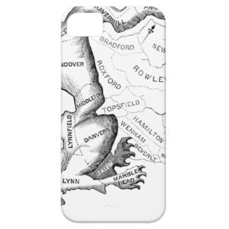 Gerry-Mander iPhone 5 Cover