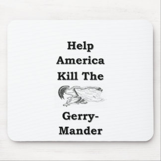 gerry mouse pad