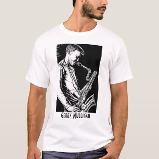 Gerry Mulligan T-Shirt