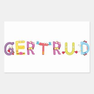 Gertrud Sticker