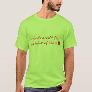 Gerunds aren't for the weak of heart. T-Shirt