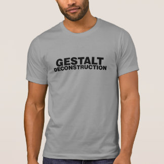 Gestalt Deconstruction T-shirt