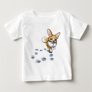 """""""Get a Clue"""" Corgi Baby T-Shirt"""