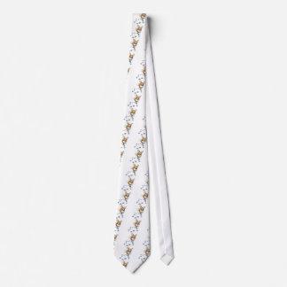 """""""Get a Clue"""" Corgi Tie"""