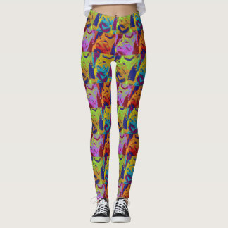 Get a Leg up with President Bill Clinton the Cat! Leggings