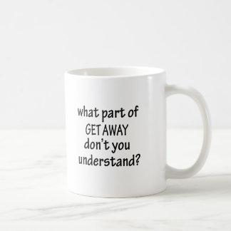 Get Away Coffee Mugs