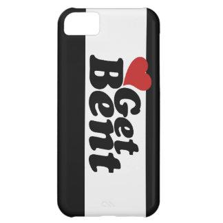 Get Bent iPhone 5C Covers