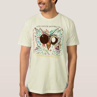 GET BENT! - Owl T-Shirt