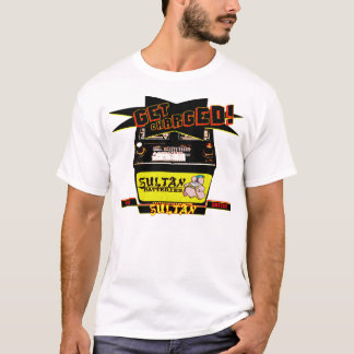 Get charged with a Sultan battery! T-Shirt