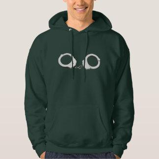 GET CUFFED Basic Hooded Sweatshirt