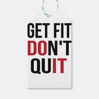 Get Fit Don't Quit - DO IT