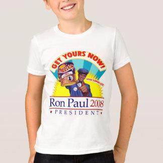 Get Freedom Ron Paul T-Shirt
