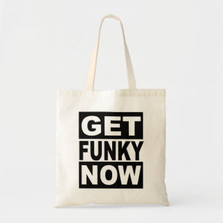 Get Funky Now Tote Bag