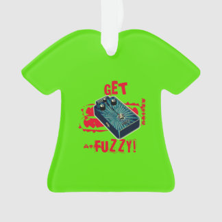 Get Fuzzy! Fuzz Guitar Pedal on Red/Green 2