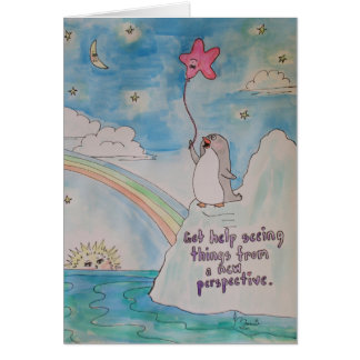 Get Help Seeing Things From A New Perspective Card